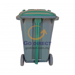 240L Step Dustbin (1010) 1 unit