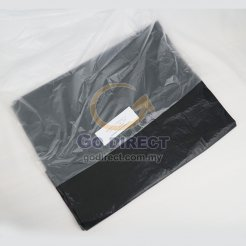 "35"" X 40"" Black Plastic Bag (G3540BK) 30 pcs"