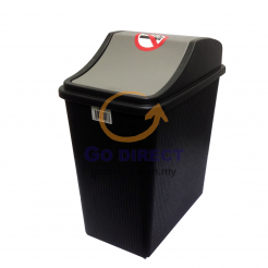 10L Flip Dustbin (1003) 2 units