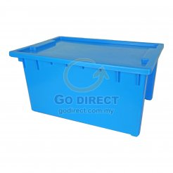 Industrial Container with Cover (9103) 1 unit