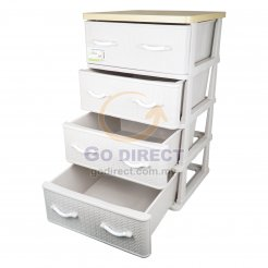 4T Prattan Storage Drawer (STWHS40P) 1 unit