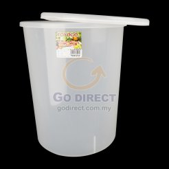 20L Round Container (5022) 2 units