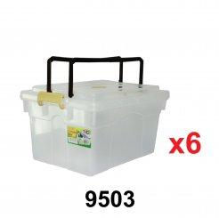 4.0L Storage Box (9503) 6 units