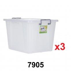 49L Storage Box (7905) 3 unit
