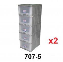5T Storage Cabinet (707-5) 2 unit