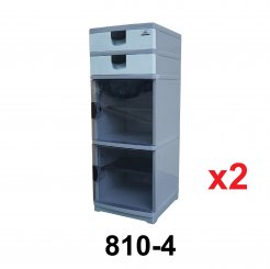 Multi Purpose Cabinet (810-4) 2 unit