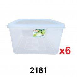 12L Multi-Storage Container (2181) - 6 units
