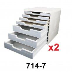 7T Desktop Drawer (714-7) 2 unit