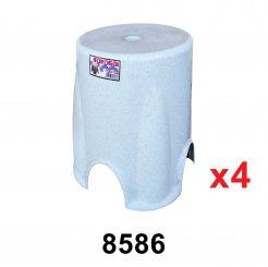 Nestable Chair (8586) 4 unit