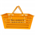 Carrier & Shopping Basket (1729) 1 unit