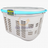 Carrier Basket with Cover Pipica 1000 (CL144) 1 unit