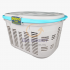 Carrier Basket with Cover Pipica 1200 (CL145) 1 unit